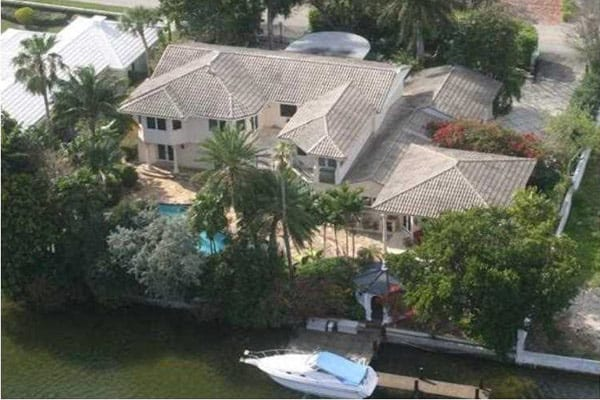Aerial David Cassidy Auction Fort Lauderdale