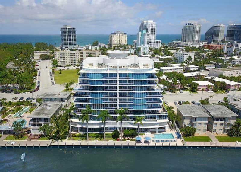 La Rive Waterfront Condo Fort Lauderdale